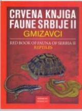 Crvena knjiga faune Srbije 2, Gmizavci / Red book of fauna of Serbia 2, Reptiles