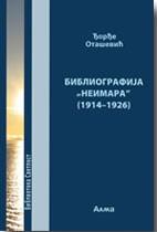 """Bibliografija """"Neimara"""" (1914–1926)"""