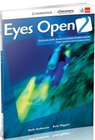 "Engleski jezik 6, radna sveska ""Eyes open 2"" + CD za šesti razred"