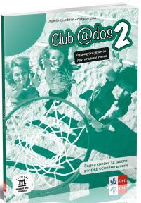 Francuski jezik 6, Club @dos 2, radna sveska za šesti razred
