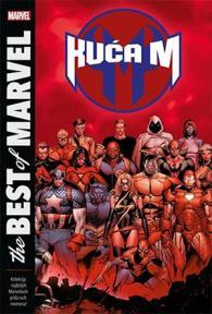 The best of Marvel: Kuća M