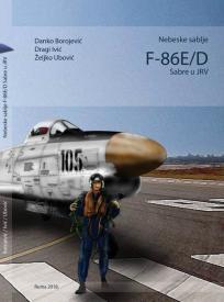 Nebeske sablje F-86E/D Sabre u JRV