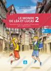 Le Monde de Lea et Lucas 2, udžbenik