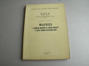 Majevica, s osobitim obzirom na etničku prošlost i etničke osobine majevičkih Srba