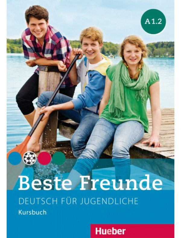 Beste Freunde A1/2 KB, udžbenik za 6. razred