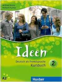 Ideen 2, udžbenik