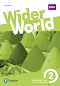 Wider World 2, radna sveska
