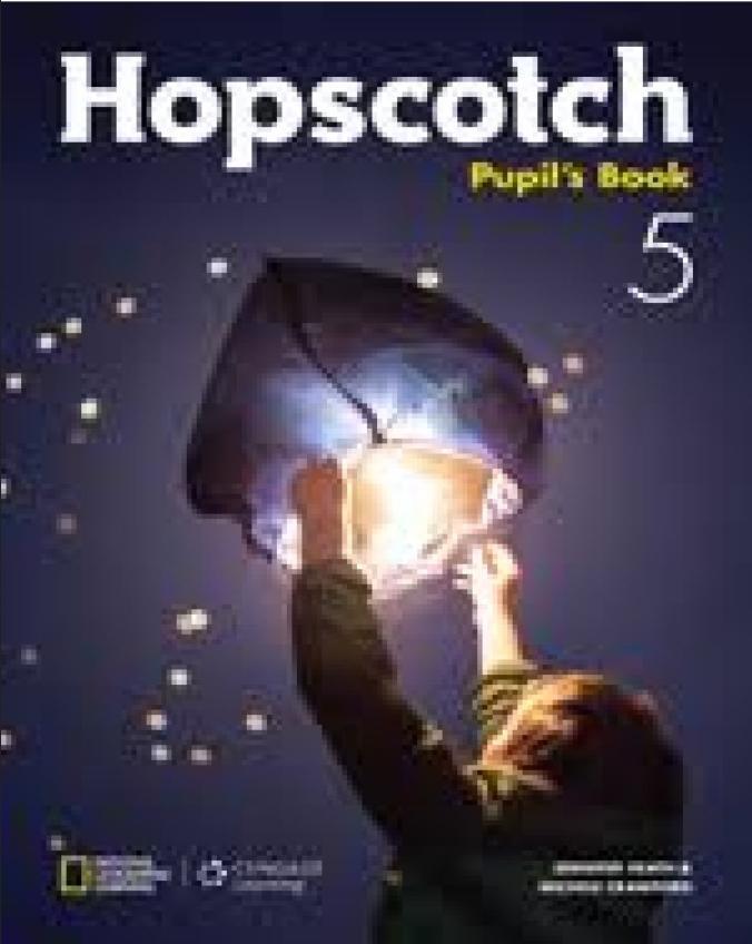 Hopscotch 5, udžbenik (peta godina učenja)