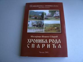 Hronika roda Sparića