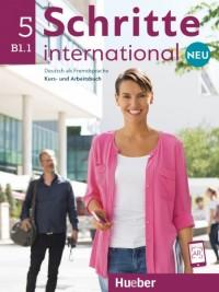 Schritte International 5 neu, udžbenik i radna sveska