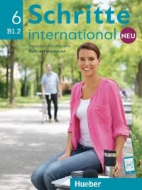 Schritte International 6 neu, udžbenik i radna sveska