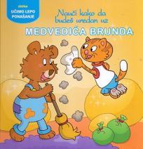 Nauči kako da budeš uredan uz medvedića Brunda