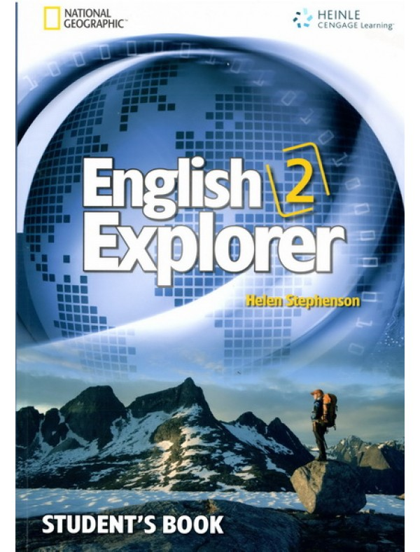 English Explorer 2, udžbenik