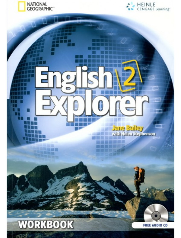 English Explorer 2, radna sveska