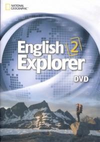 English Explorer 2, DVD