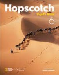 Hopscotch 6, udžbenik