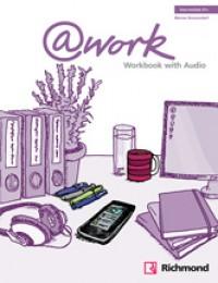 @Work B1, radna sveska + CD