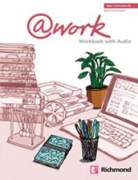 @Work B2, radna sveska + CD