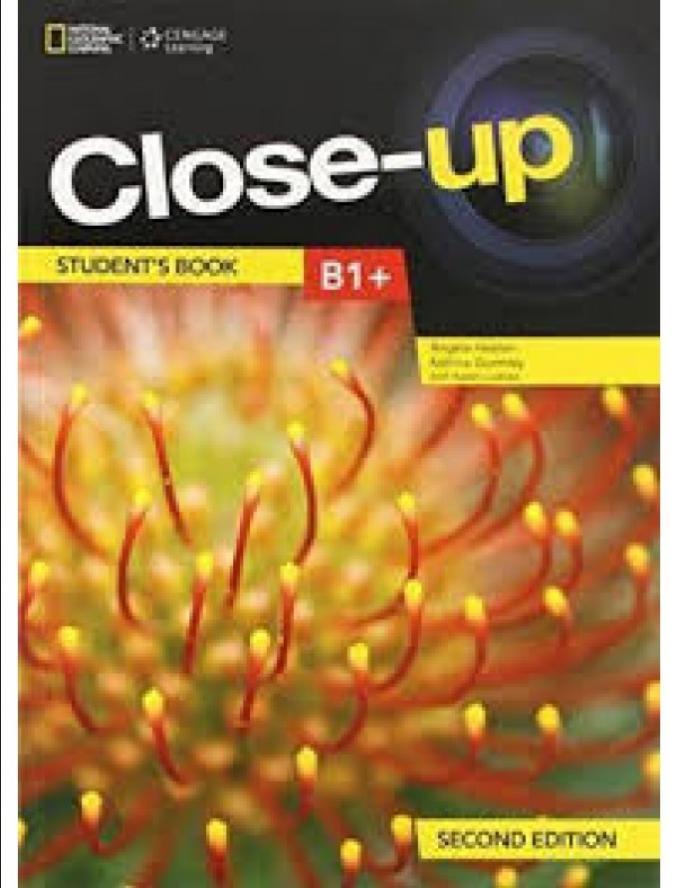 Close-Up B1+, udžbenik