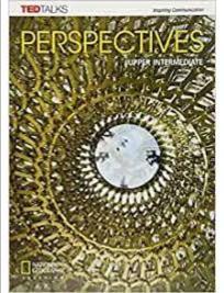 Perspectives Upper Intermidiate, udžbenik