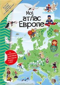 Moj atlas Evrope