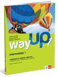 Way up 1, udžbenik i radna sveska za prvi razred gimnazije