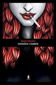 Djevojčica i cigareta