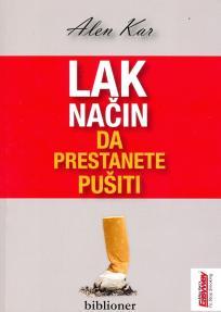 Lak način da prestanete da pušite: Okrenite novi list!