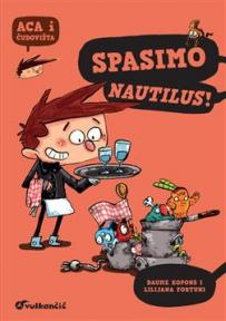 Aca i čudovišta Spasimo Nautilus!