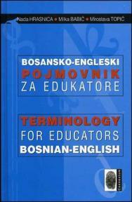 Bosansko-engleski pojmovnik za edukatore