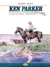 Ken Parker 8 - Ljudi, zveri i junaci, Nemilosrdni Buč
