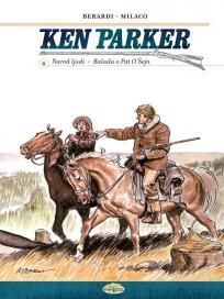Ken Parker 6 - Narod ljudi, Balada o Pat O'Šejn (tvrdi povez)