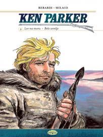 Ken Parker 5 - Lov na moru, Bele zemlje (tvrdi povez)