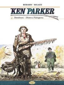 Ken Parker 2 - Džentlmeni, Ubistvo u Vašingtonu