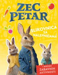 Zec Petar: Slikovnica sa nalepnicama