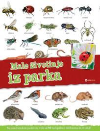 Panorama: Male životinje iz parka