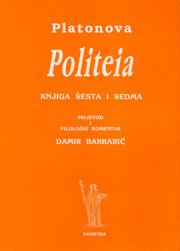 Politeia - Knjiga VI i VII