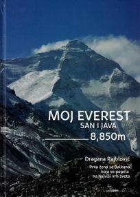 Moj Everest: San i java 8,850 m