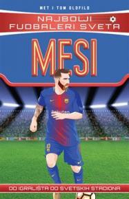 Najbolji fudbaleri sveta: Mesi