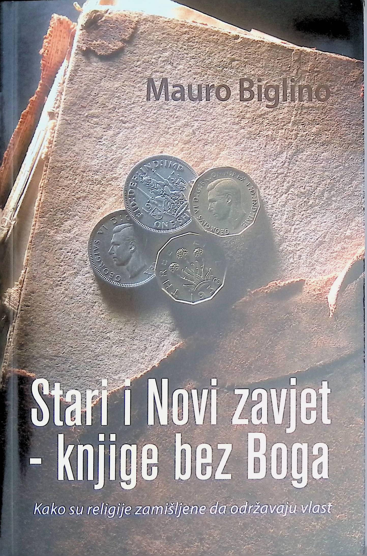 Stari i Novi Zavjet - Knjige bez Boga