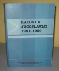 RATOVI U JUGOSLAVIJI 1991 - 1999
