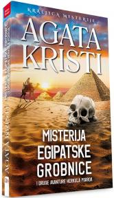 Misterija egipatske grobnice i druge avanture Herkula Poaroa