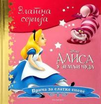 Disney zlatna serija 9: Alisa u Zemlji čuda