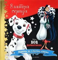 Disney zlatna serija 8: 101 dalmatinac