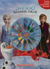 Disney Zaleđeno kraljevstvo II: Voštane boje