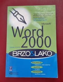 Word 2000 – Brzo i lako