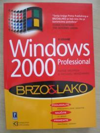 Windows 2000 Professional – Brzo i lako