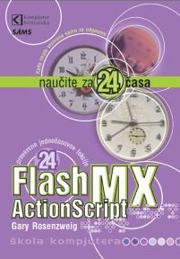Flash MX ActionScript - naučite za 24 časa