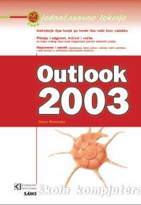 Outlook 2003 - za 24 časa