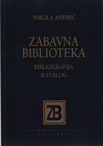 Zabavna biblioteka: Bibliografija / Katalog
